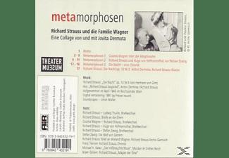 Jovita Dermota - Metamorphosen - Richard Strauss Und Die Familie Wagner  - (CD)