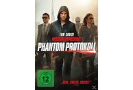 Mission: Impossible 4 – Phantom Protokoll [DVD]