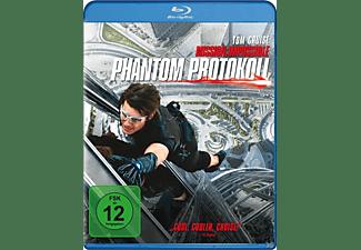 Mission: Impossible - Phantom Protokoll Blu-ray