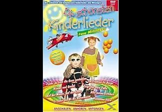 Die schönsten Kinderlieder zum Mitsingen Vol.1 DVD