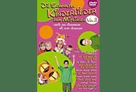 Die schönsten Kinderlieder zum Mitsingen Vol. 3 [DVD]