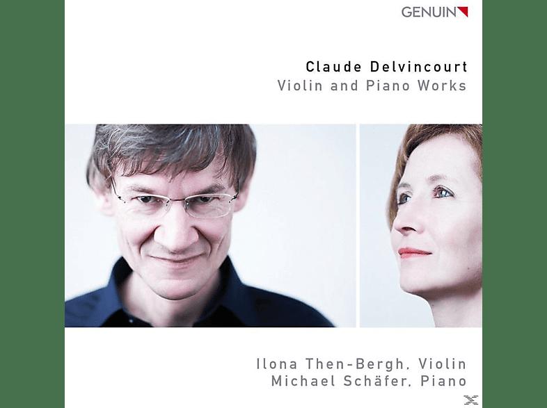 Ilona Then-bergh, Michael Schäfer - Werke für Violine und Klavier [CD]