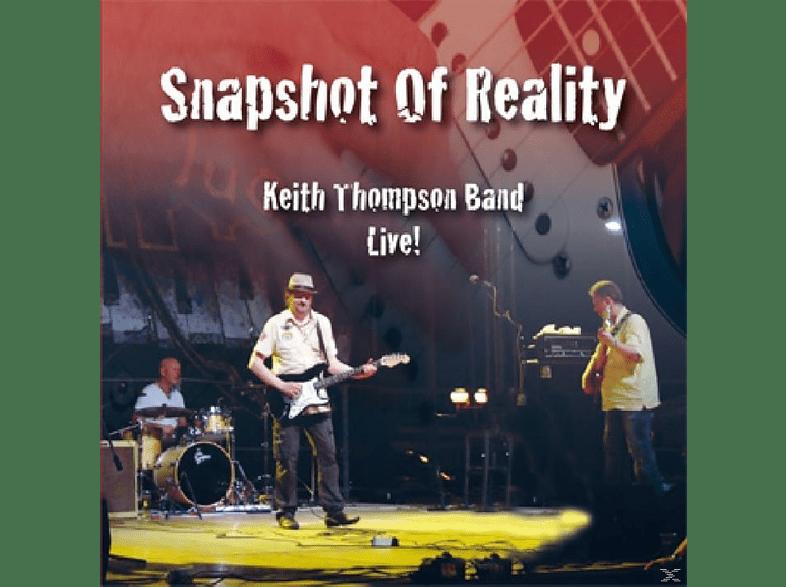 Keith Band Thompson - Snapshot Of Reality [CD]