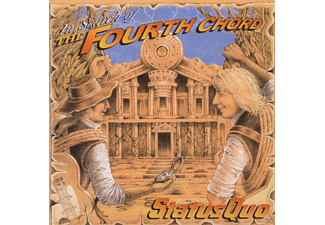 Status Quo - 2in1-In Search Of The Fourth Chord & Quid Pro Quo  - (CD)