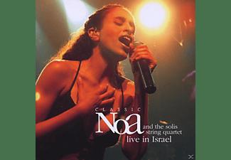 Noa - Classic Noa-The Solis String Quartet-Live  - (CD)