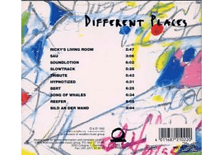 Scetches - Different Places  - (CD)