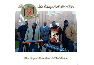 Campbell Brothers - Beyond The Four Walls  - (CD)