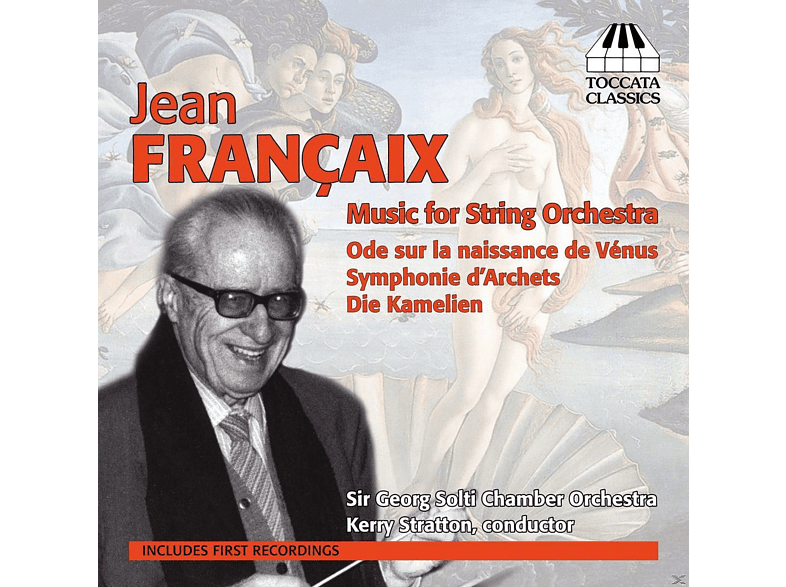 Sir Georg Solti Chamber Orchestra - Musik für Streichorchester [CD]