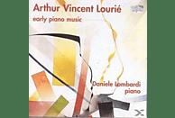 Daniele Lombardi - Early Piano Music [CD]
