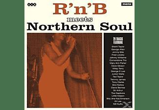 VARIOUS - R'n'b Meets Northern Soul Vol.2  - (Vinyl)
