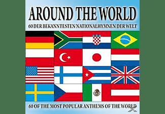 VARIOUS - 60 Nationalhymnen-Around The World  - (CD)
