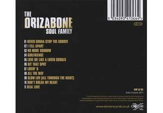 Drizabone Soul Family - All The Way  - (CD)