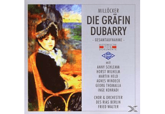 VARIOUS - Die Gräfin Dubarry  - (CD)