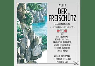 Coro E Orch.Sinfonica Di Torino Della RAI - Der Freischütz (Ga)  - (CD)