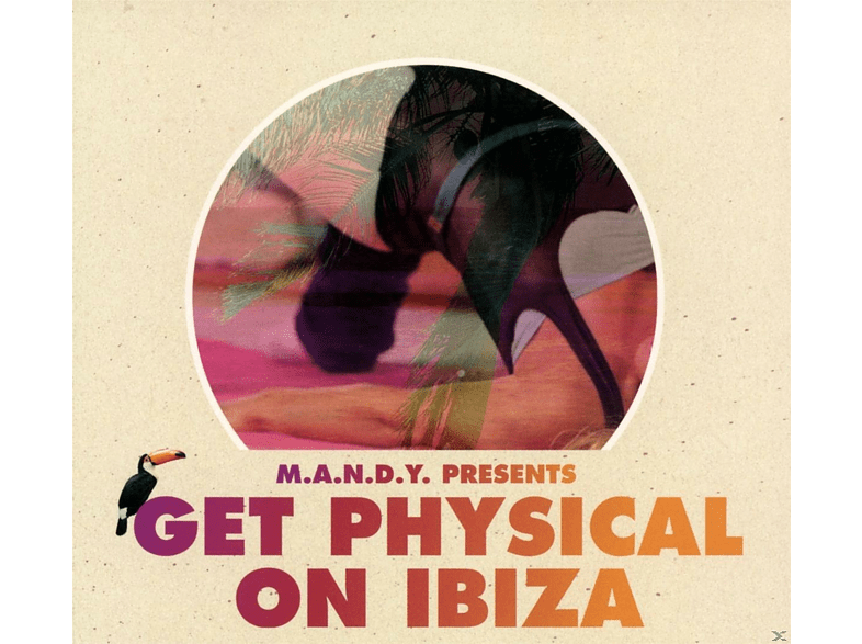 VARIOUS - Get Physical On Ibiza [CD]