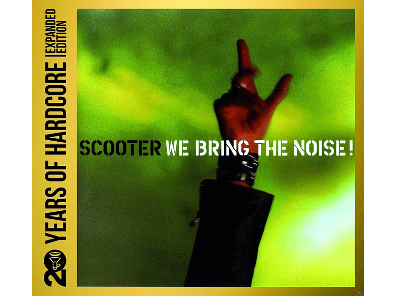 Scooter - 20 Years Of Hardcore - We Bring The Noise [CD]
