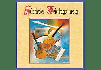 Südtiroler Feiertagsmusik - Südtiroler Feiertagsmusik  - (CD)