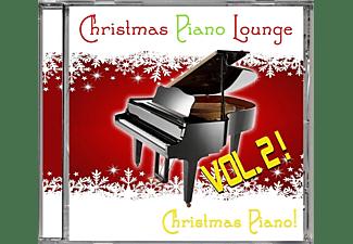 Christmas Piano! - Christmas Piano Lounge Vol.2  - (CD)