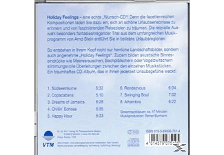 Stein Arnd - Holiday Feelings - Wellnessmusik Für Urlaubsträume  - (CD)