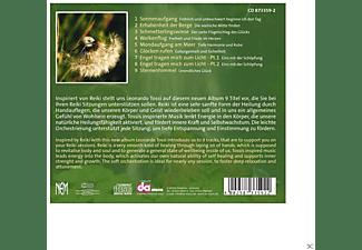 Leonard Tossi, Leonardo Tossi - Reiki Nature Dreams  - (CD)