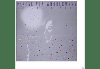 Pascal Von Wroblewsky - Swingin' Pool  - (CD)