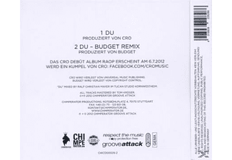 Cro - Du (2-Track)  - (5 Zoll Single CD (2-Track))