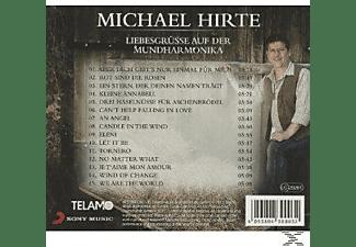 Michael Hirte - Liebesgrüße Auf Der Mundharmonika  - (CD)