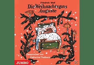 - Die Weihnachtsgans Auguste  - (CD)
