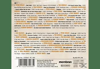 Kraus/Herold/Kuhn/Bennett/Rosen/+ - Als der Rock'n'Roll nach Deutschland kam  - (CD)