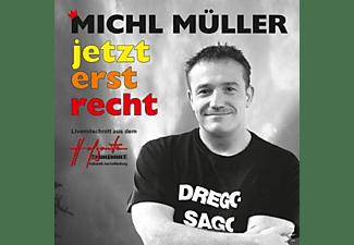 Michl Müller - Jetzterstrecht Live  - (CD)