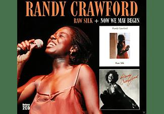 Randy Crawford - Raw Silk+Now We May Begin (Rem.)  - (CD)
