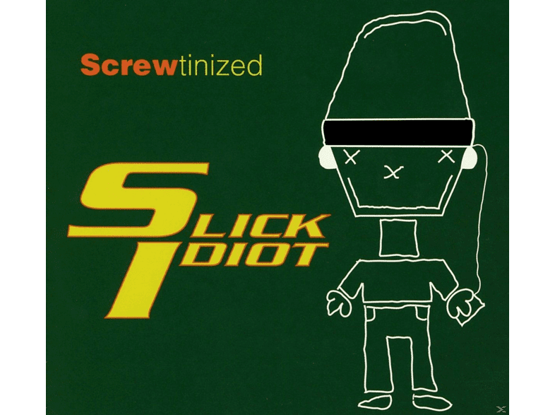 Slick Idiot, En Esch - Screwtinized [CD]