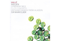 VARIOUS, Nicholson/Elder/Halle Orchestra - Nielsen:Sinfonie 5+Flute Concerto [CD]