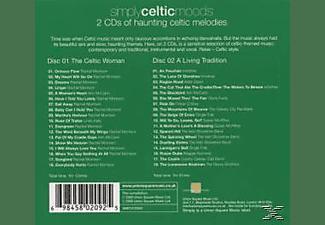 Div Folk - Simply Celtic Moods  - (CD)