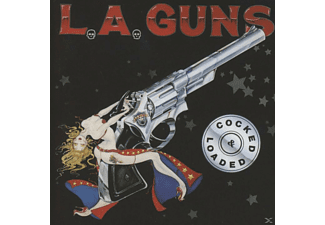 L.A. Guns - Cocked & Loaded (Lim.Collector's Edition) - (CD)