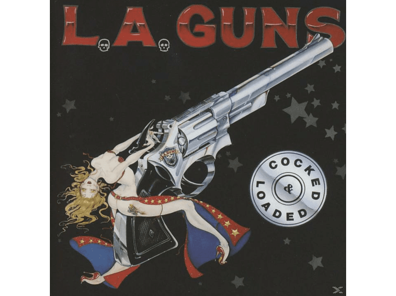 L.A. Guns - Cocked & Loaded (Lim.Collector's Edition) [CD]