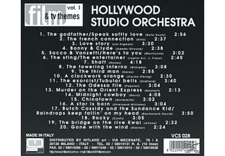 The Hollywood Studio Orchestra - Film & TV Themes Vol.1  - (CD)