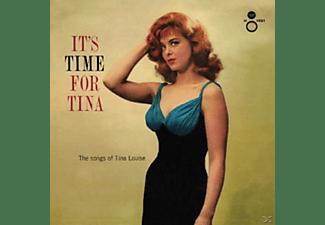 Tina Louise - It's Time For Tina  - (Vinyl)