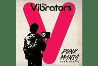 The Vibrators - PUNK MANIA - BACK TO THE ROOTS [Vinyl]