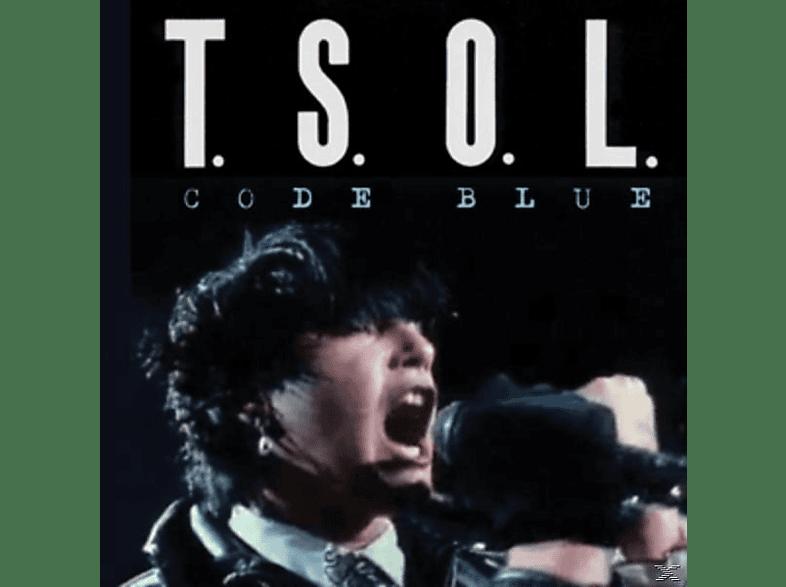T.S.O.L. - CODE BLUE [Vinyl]