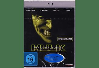 Der unglaubliche Hulk (ungeschnittene US-Kino-Version) [Blu-ray]