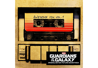 Különböző előadók - Guardians Of The Galaxy - Awesome Mix Vol. 1 (A galaxis őrzői) (CD)