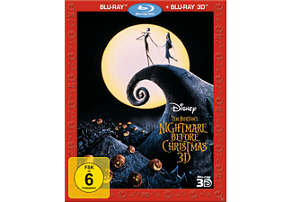 Nightmare Before Christmas - 3D Edition 3D Blu-ray (+2D)