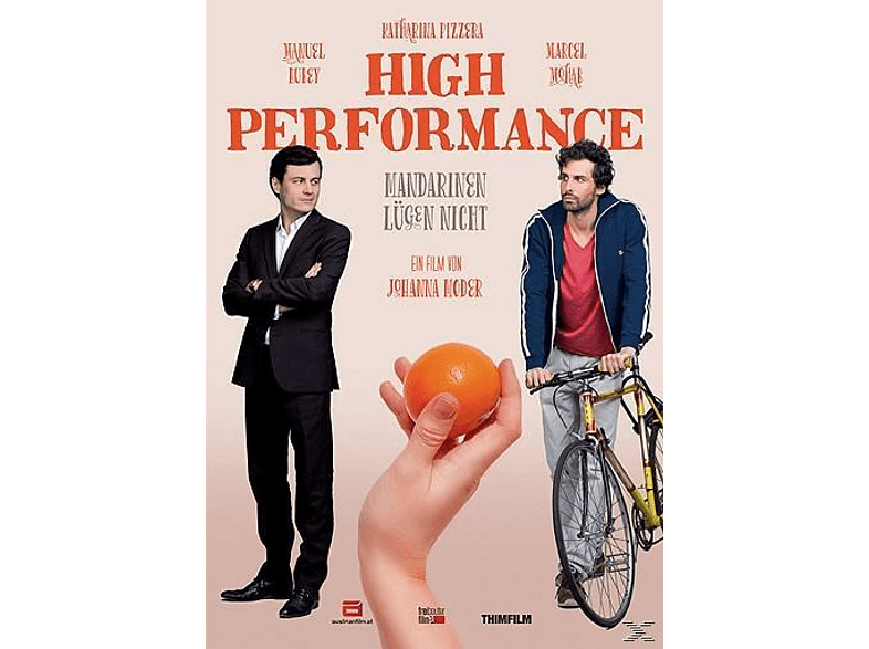 High Performance - Mandarinen lügen nicht [DVD]