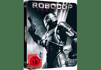 Robocop 1-3 (Steelbook Edition/Exclusiv) Blu-ray