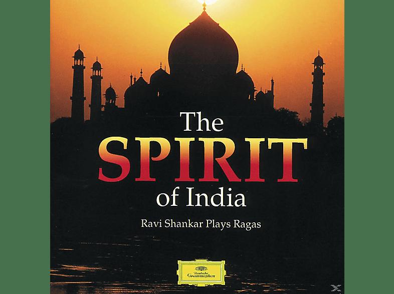 Ravi Shankar, Mrs. Widya/Mrs. Jiban/Alla Rakha - The Spirit Of India [CD]