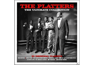 The Platters - Ultimate Collection  - (CD)