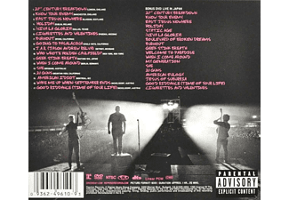 Green Day - Awesome As F**k  - (CD + DVD Video)