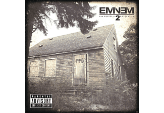 Eminem - The Marshall Mathers Lp 2 (Deluxe Edition)  - (CD)