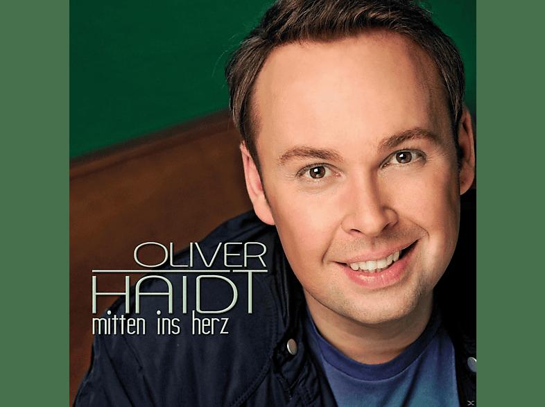 Oliver Haidt - Mitten Ins Herz [CD]